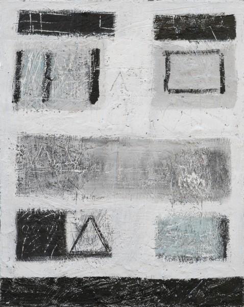Diario segreto, 100x80, tecnica mista su tavola, 2016