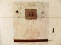 Confini aperti, tecnica mista su tavola e ferro, 120x100, 2010