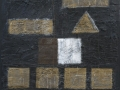 Graffiti, 100x80, tecnica mista su tavola, 2016