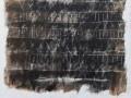 Scritture, 120x100, tecnica mista su tavola, 2017